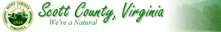 Website title and county logo